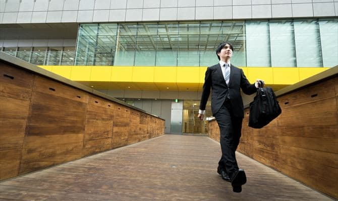 西新宿のバイトが人気の理由イメージ1