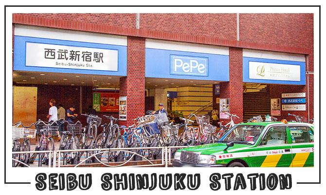 新宿駅バイトの<br /> 人気スポット徹底解剖のイメージ5