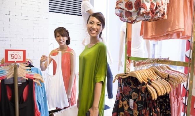 アパレル・ファッションのバイトが人気の理由イメージ2